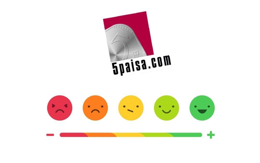 5Paisa Review 2021: Brokerage, Demat Account, Benefits & more