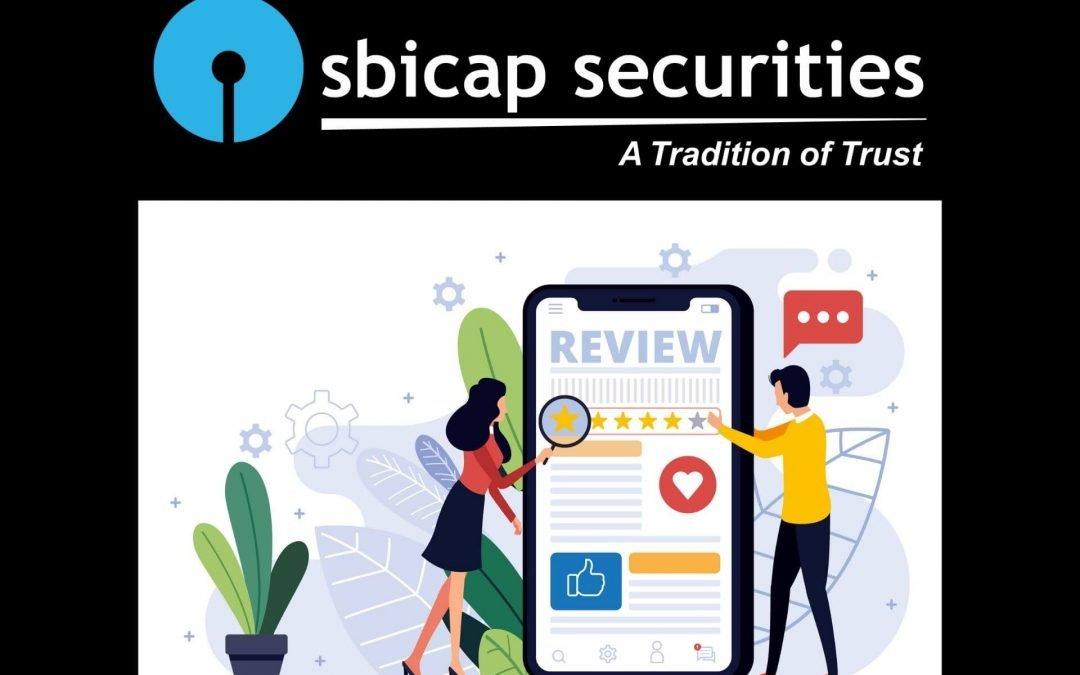 SBICAP Securities Review 2021: Brokerage, Margin & more   Nifty Brokers