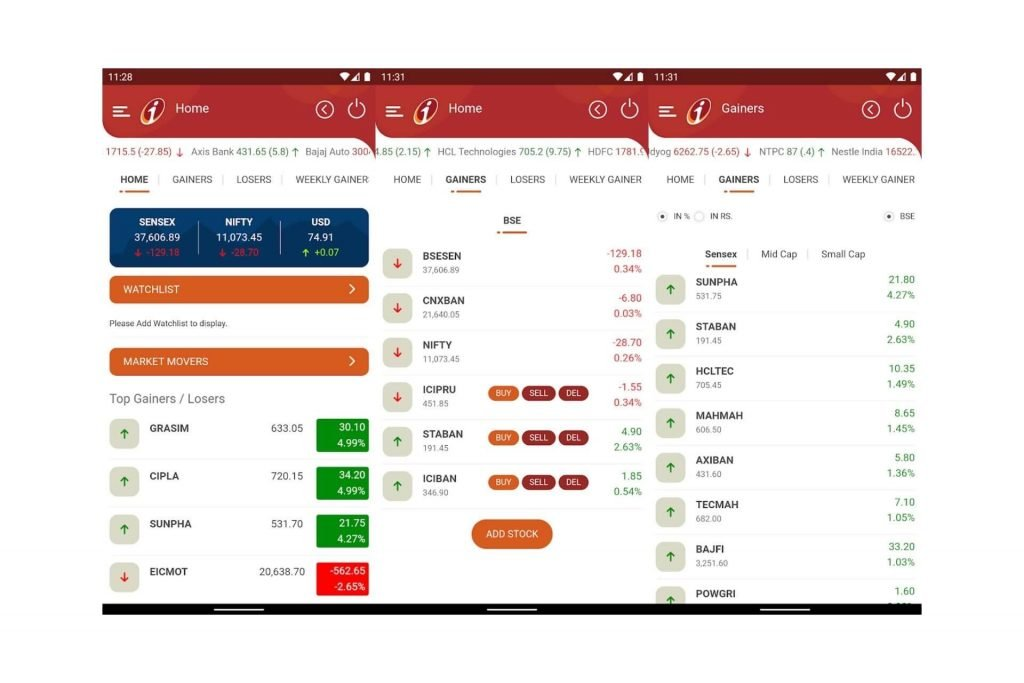 ICICI Direct App | Review