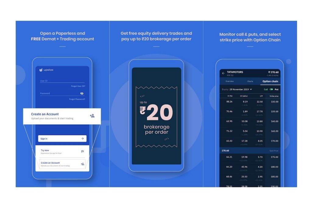 Upstox App | Upstox Review | Nifty Brokers