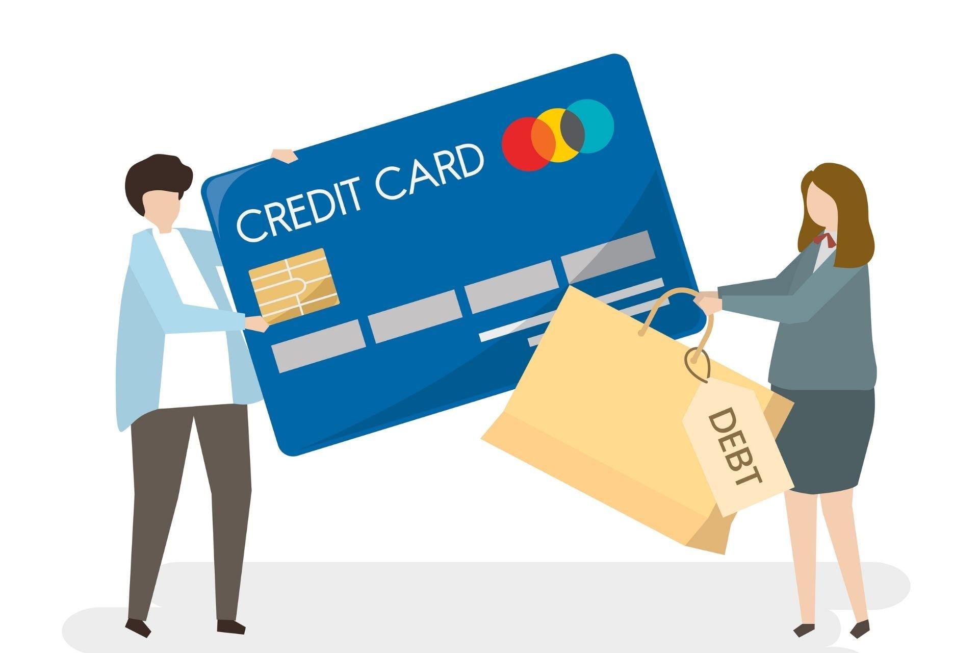 8% Dip in Credit Card buys for April-June Quarter