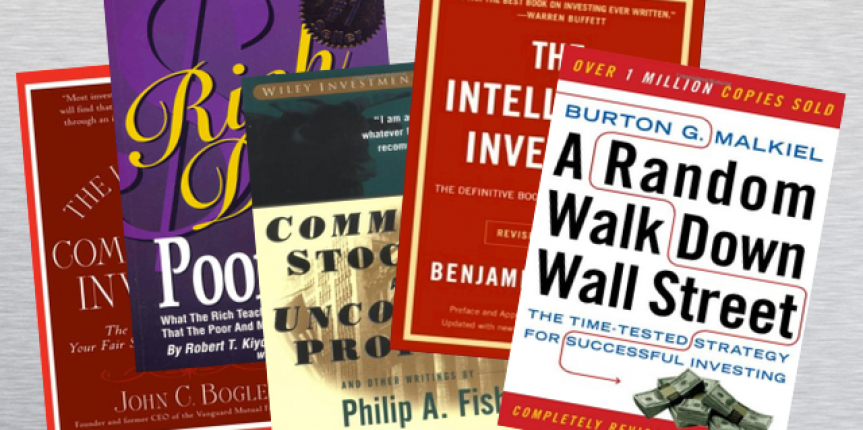 10 Must Read Books For Stock Market Investors in India