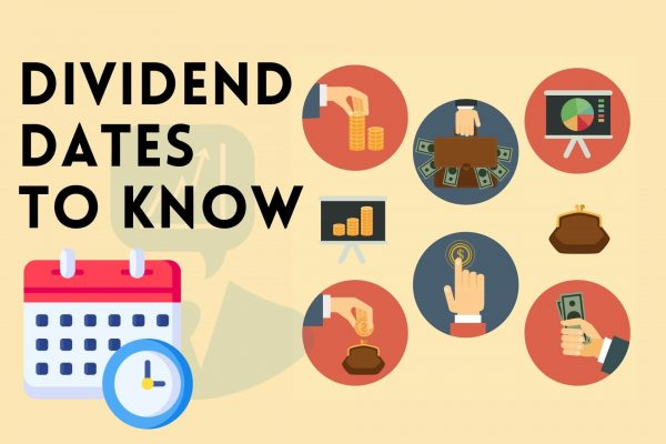 Dividend dates explained - must know dates for investors