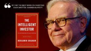 The Intelligent Investor by Benjamin Graham Summary & Book Review COVER