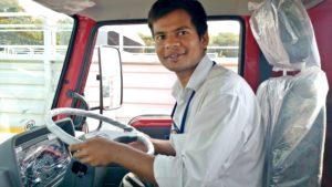 kritesh abhishek tata motors- manager