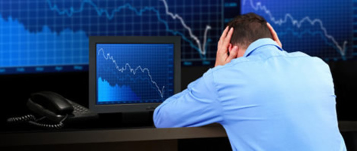 Losing money in forex