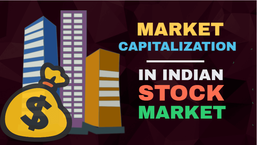 market capitalization in Indian stock market COVER
