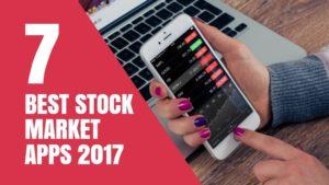 best stock market apps 2017 cover