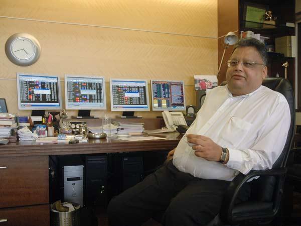 Rakesh Jhunjhunwala Latest Stock Portfolio