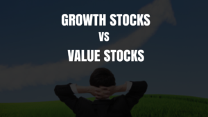 GROWTH STOCKS VS VALUE STOCKS COVER