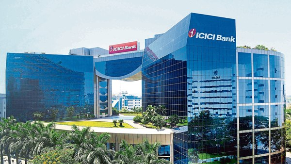ICICI bank building