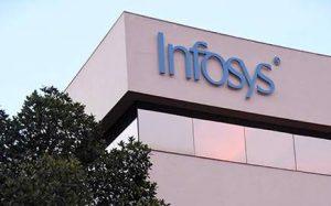 Infosys building