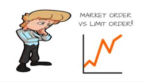 Market order vs Limit order