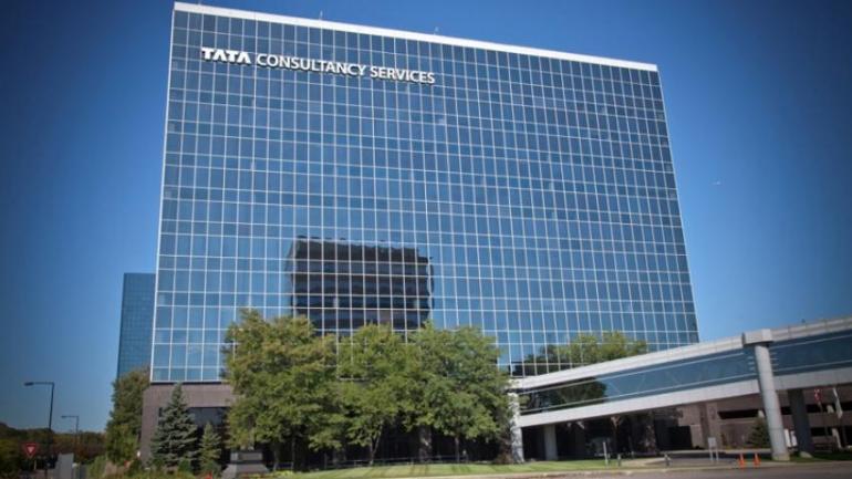 TCS building