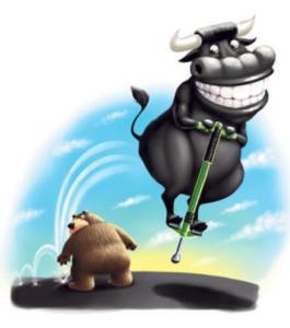 bull vs bear - key terms in share market