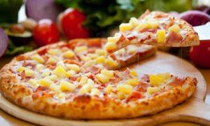 pizza stock split