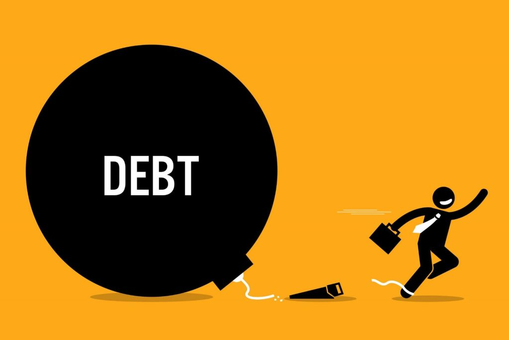 How to Find Debt Free Companies in India Trade Brains Screener!