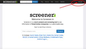 screener website