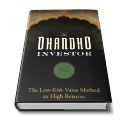 The dhandho investor summary