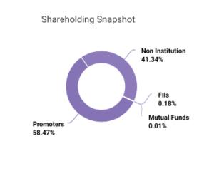 prima plastics shareholding pattern