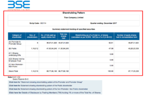 shareholding pattern of a company 5