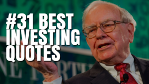 best quotes on investing