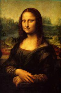 mona-lisa painting