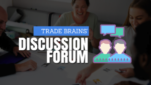 trade brains discussion forum