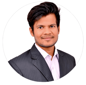 kritesh abhishek founder trade brains