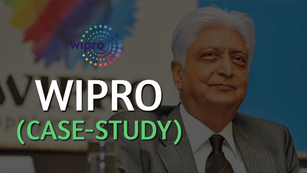 wipro case study- How 100 shares of WIPRO grew to be ovet crores