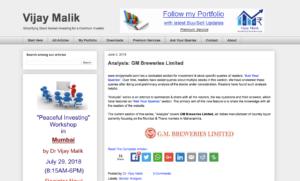 Best Indian stock market Blogs - dr vijay malik-min