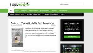 Best Indian stock market Blogs stable investor-min