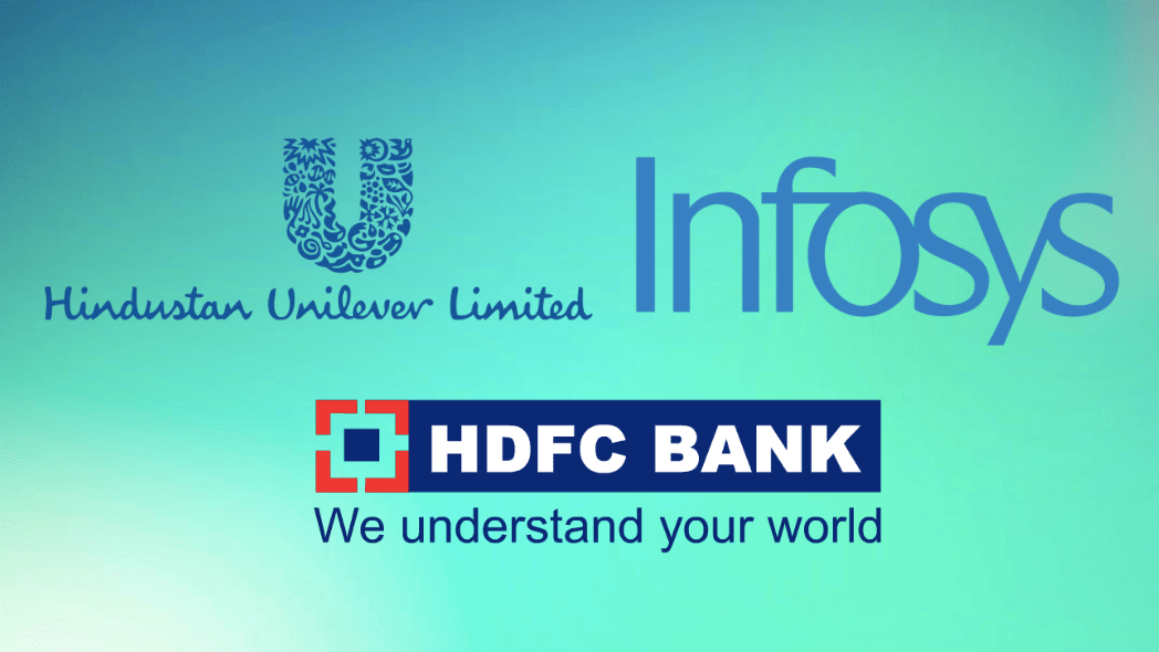 Is it a good strategy to buy one stock of Infosys, HUL & HDFC Bank per month