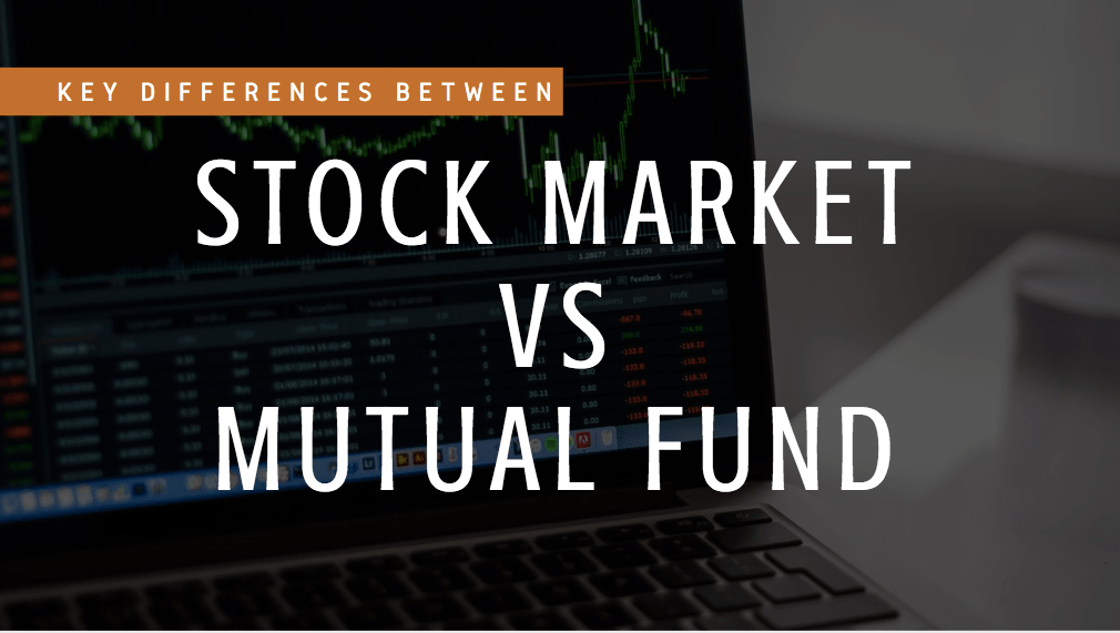 Difference Between Stock and Mutual Fund Investing
