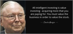 charlie munger quote value investing