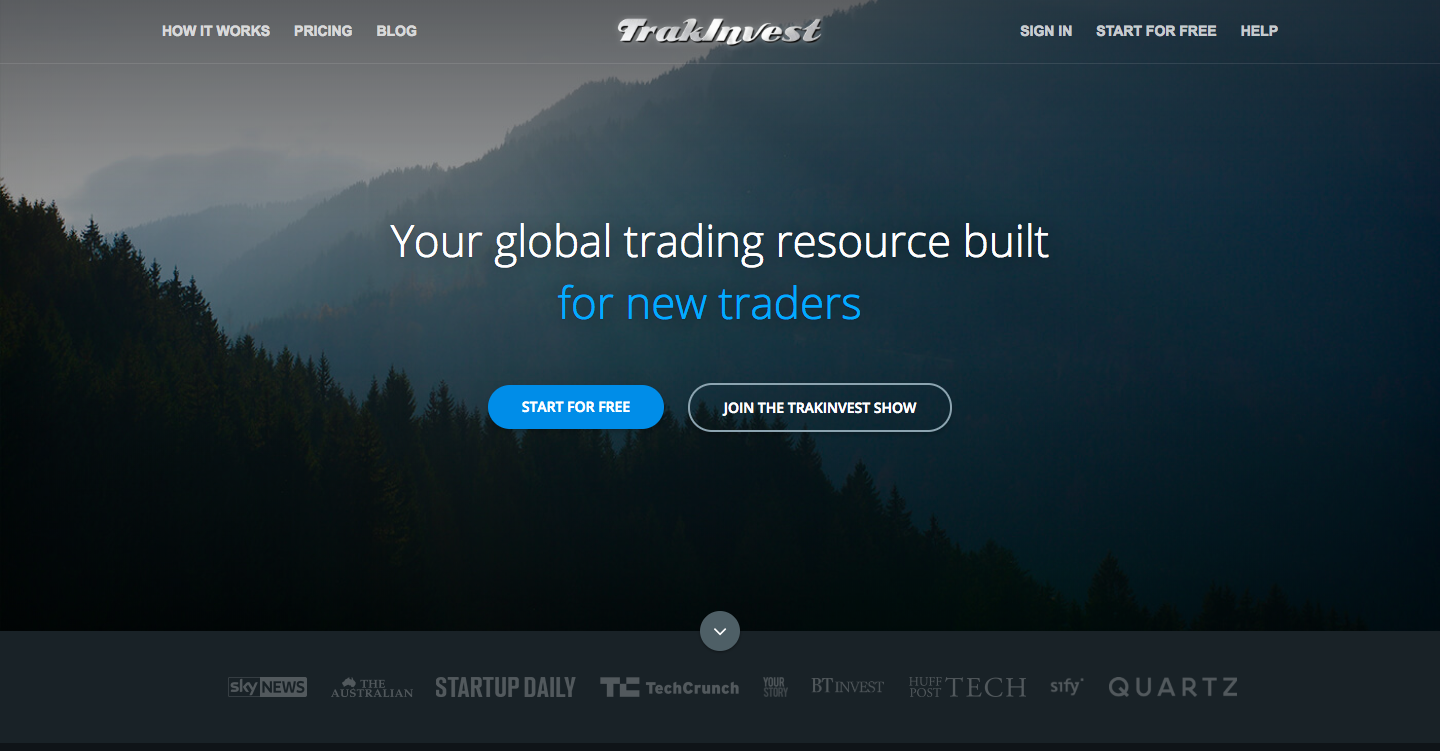 TRAK INVEST - Virtual Stock Trading in India