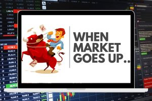 what to do when market goes up sensex cover