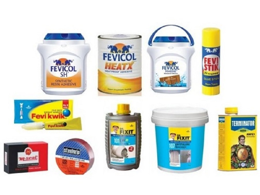 Pidilite Industries Products Trade Brains
