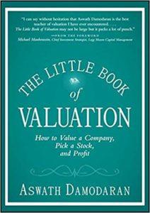 the little book of valuation -Aswath Damodaran