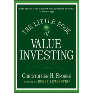 the little book of value investing -christopher