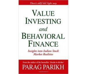 value investing and behavioral finance -Parag Parikh