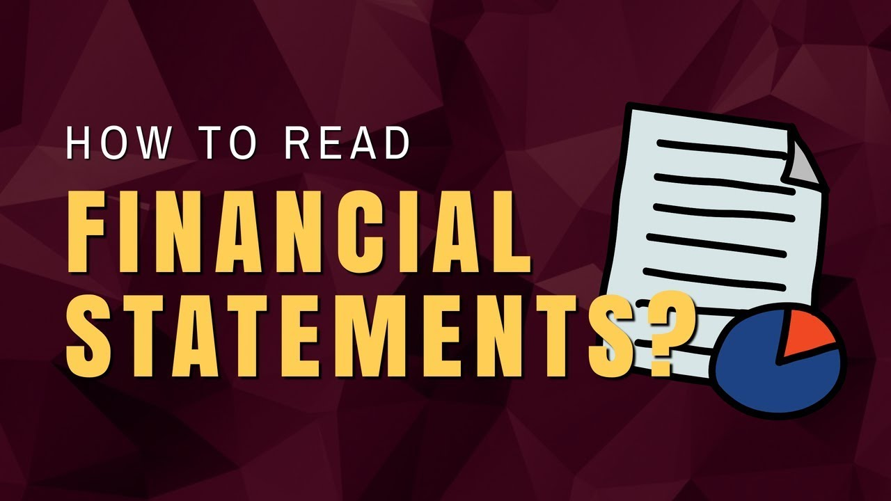 financial reports of company