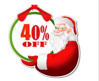 discount sticker santa copy