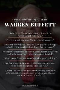 7 Best Investing Quotes by Warren Buffett-min