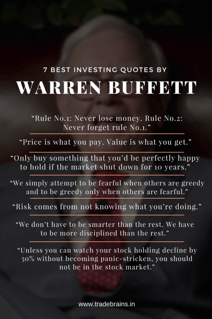 7 Best Investing Quotes by Warren Buffett-min