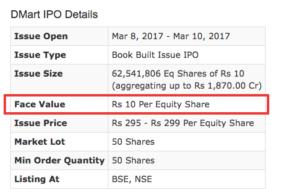 D mart IPO-min
