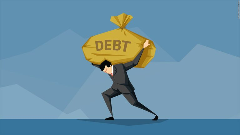 Is Debt always bad for aCompany cover 2