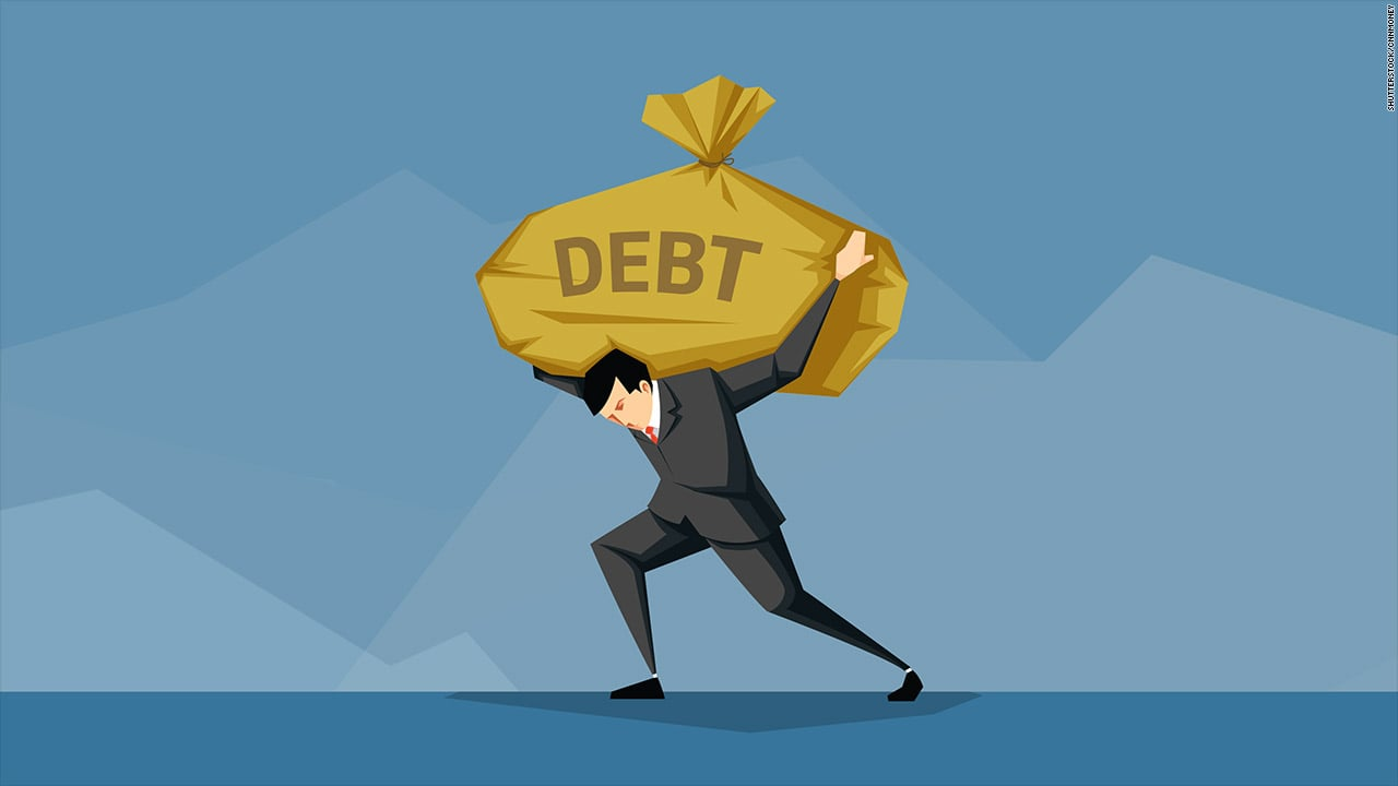 Is Debt always bad for a Company cover 2