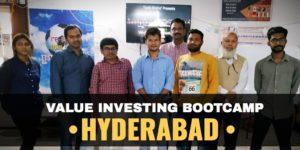 Value investing bootcamp hyderabad