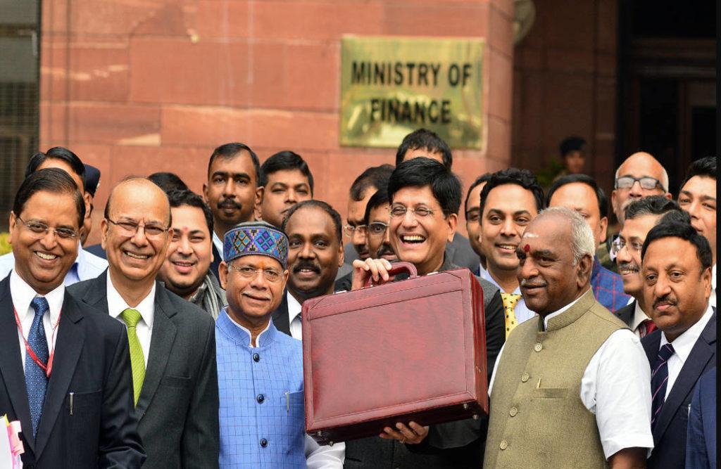 interim budget 2019 20 cover